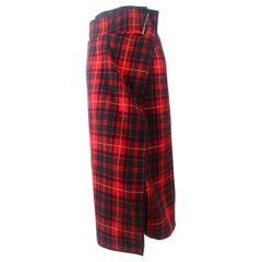 Comme des Garcons 1999 Collection Wrap Skirt/Trouser