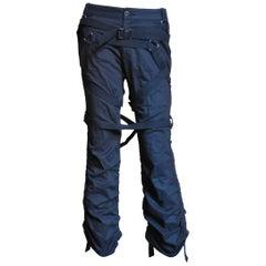 Comme des Garcons 2002 Pants with Straps