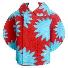 Comme des Garcons 2012 Collection Flat pack Jacket/Cape