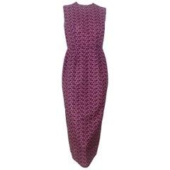 Comme des Garcons AD 1998 Swiss Cotton Lace and Net Dress