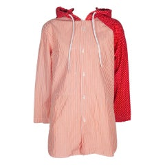 Comme des Garçons Asymmetric Hooded Shirt, 2011