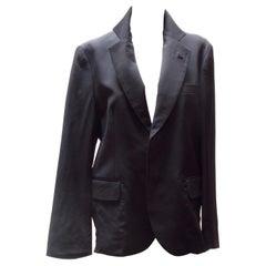 Comme Des Garçons Asymmetrical Jacket