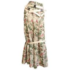 Comme des Garcons Bondage Straps Skirt AD 2003