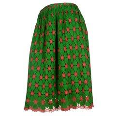 Comme des Garçons Guipure Lace Skirt, 2000