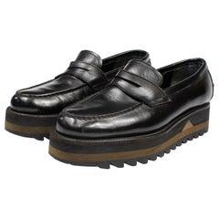 Comme des Garçons Homme Plus AW1994 Shark Sole Loafers