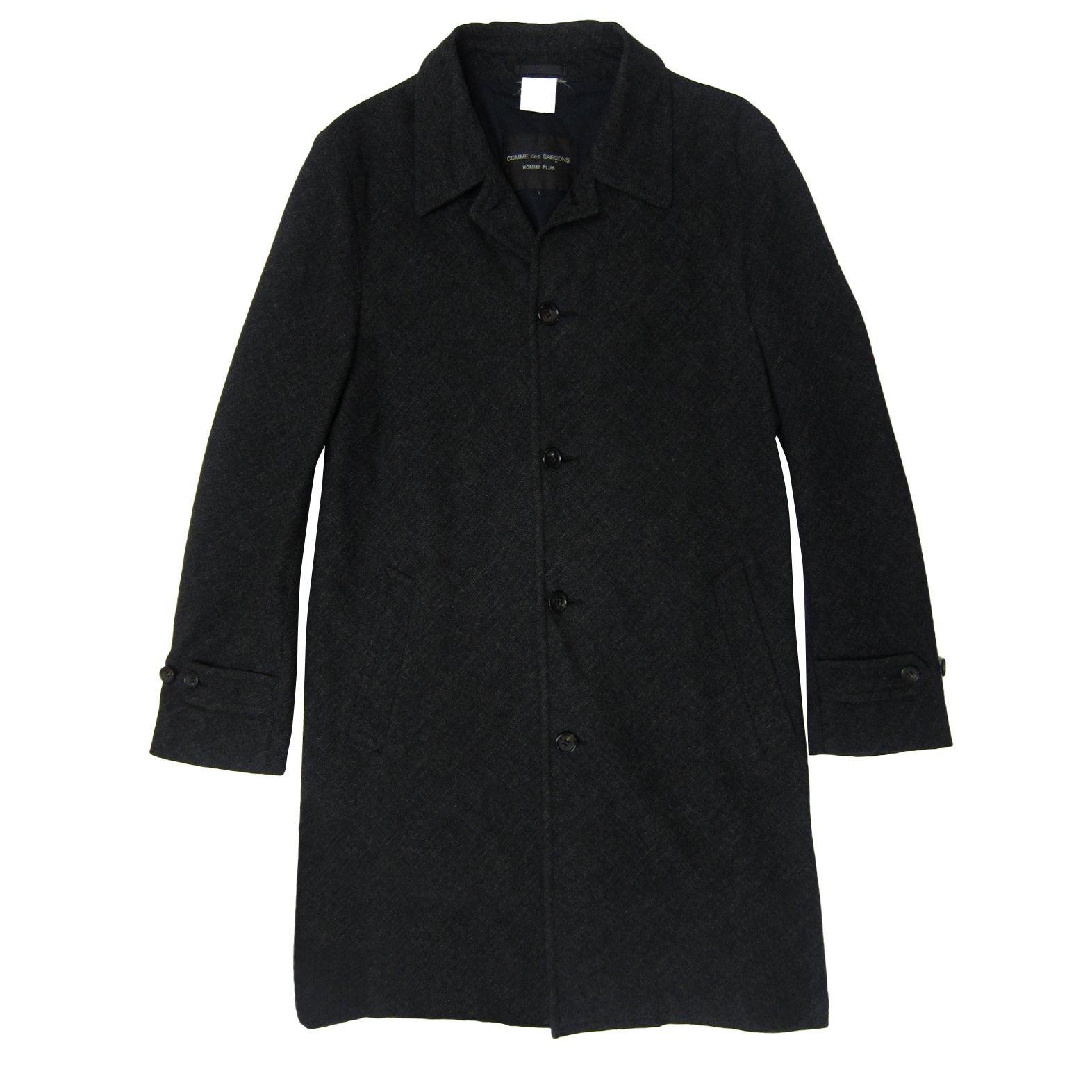 Comme des Garcons Homme Plus Bias Coat AD 1997
