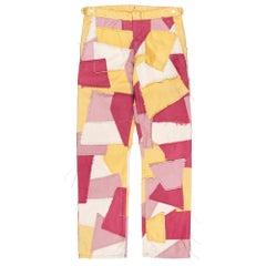 Comme des Garçons Homme Plus SS2000 Patchwork Pants