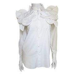 Comme des Garcons Junya Watanabe 3D Origami Applique Shirt