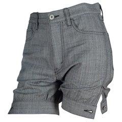 Comme des Garçons Junya Watanabe Grey Shorts, 2007
