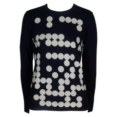 Comme des Garçons Long Sleeve Cotton Shirt with Circles, 2009