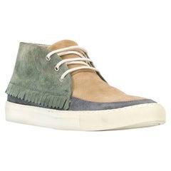 Comme des Garcons Man Colour Block Sneakers