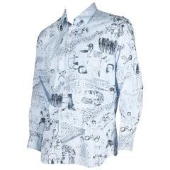 Comme des Garçons Masaho Anotani Poplin Shirt