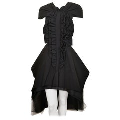 Comme des Garcons Multi Layer Tulle Dress 1994