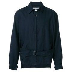 Comme Des Garcons Navy Man Jacket