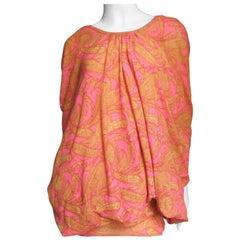 Comme des Garcons New Drape Top or Mini Dress