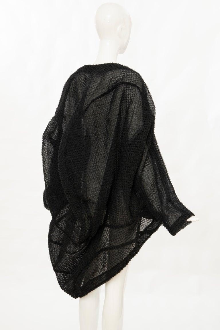 Women's or Men's Comme des Garcons Organza Tulle Jacket