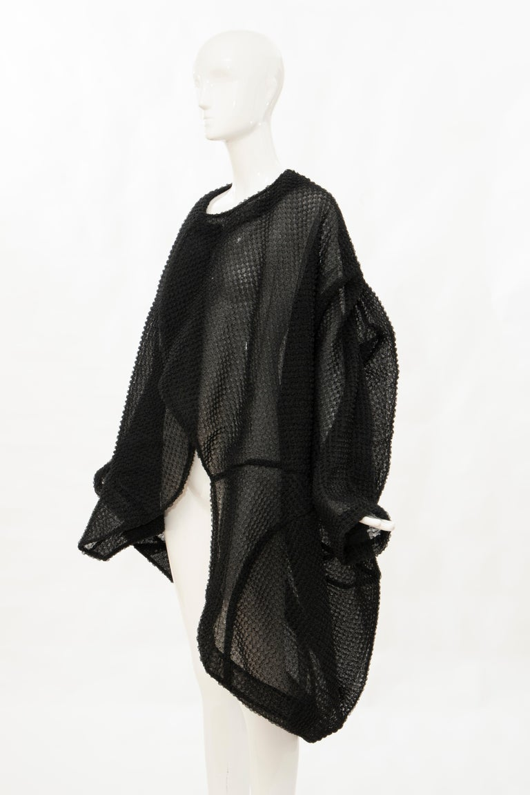 Comme des Garcons Organza Tulle Jacket