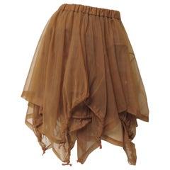 Comme des Garcons Parachute Skirt AD 1990