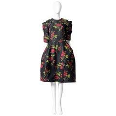 "Comme des Garcons ""Punks in the 18th Century"" Samurai Dress"