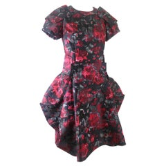 Comme des Garcons Samurai Armour Dress 2016 Collection