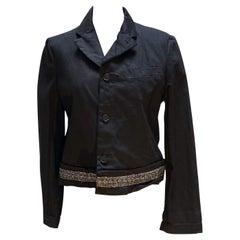 Comme Des Garçons Structured Jacket