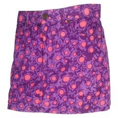 Comme des Garçons Tao Pink Purple Skirt, 2009