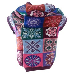 Comme des Garcons Wool Vest/Wrap 1999 Collection