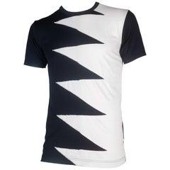 Comme des Garçons Zigzag Jersey T-shirt, 2013