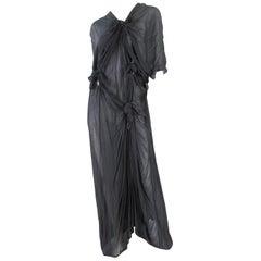 Comme des Garcsons Knot Dress, 1990s