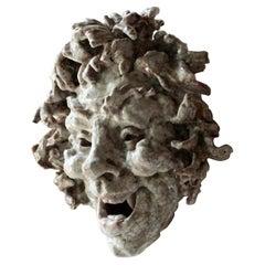 Commedia Mask E. Pattarino