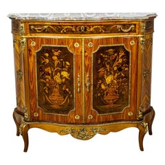 Commode from the Late 20th Century in the Louis XV Type