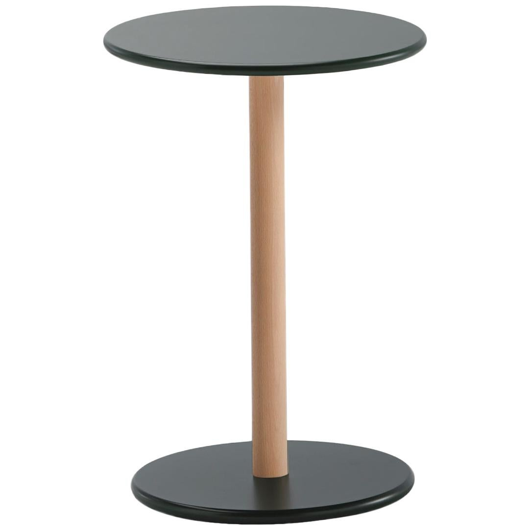 Viccarbe Common Low Table, Black Finish H25.5 inches by Naoto Fukasawa