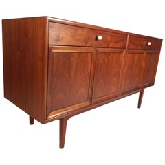 Compact Mid-Century Modern Credenza by Drexel