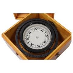 Compass by E S Ritchie of Pembroke, MA