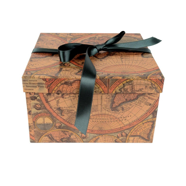 Compass in Its Original Wooden Box English Manufacture, 1860 For Sale 9