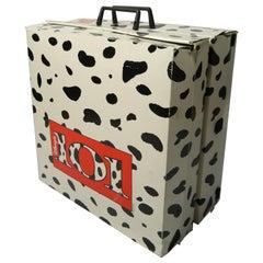 "Complete ""101 Dalmatians"" Collectors Box by McDonalds / Disney, 1990s"