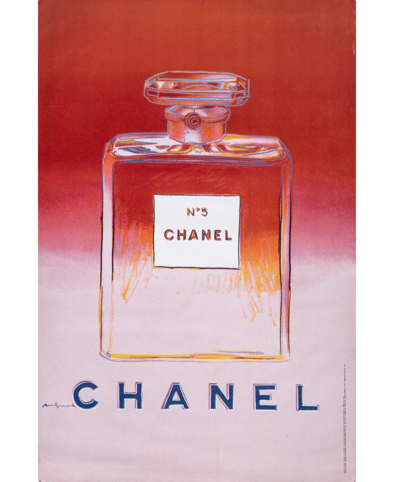 European Complete Collection of Chanel Nº 5 Original Posters For Sale