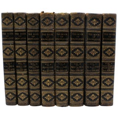Complete Set The Book of Knowledge Harold F. B. Wheeler Waverley, circa 1935