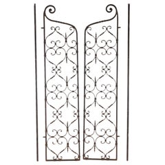 Complete Wrought Iron Interior Grills
