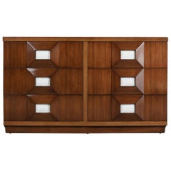 Completely Restored 1950s Dresser by Paul  Laszló  for Brown Saltman