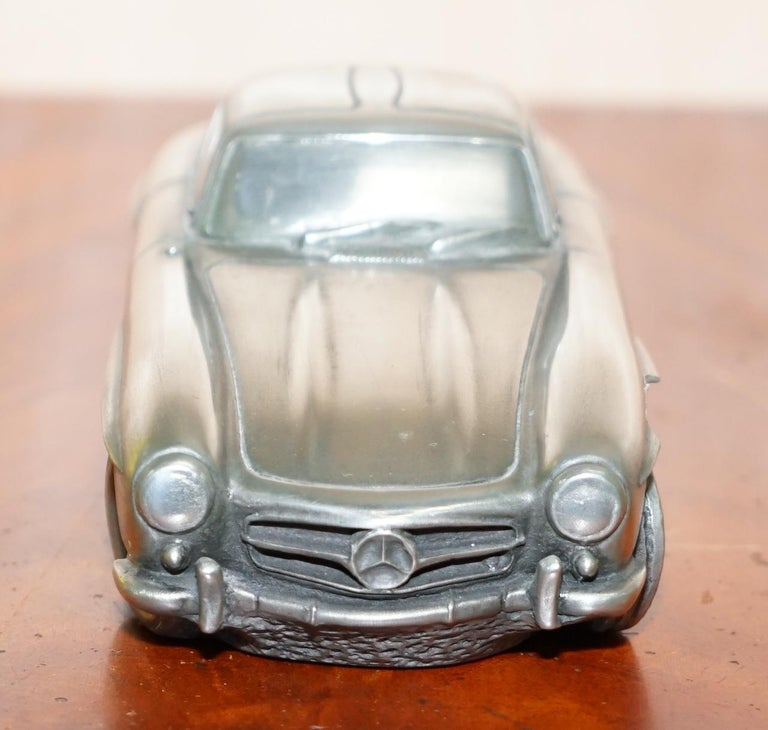 Compulsion Gallery Pewter A Mercedes Benz Gullwing Coupe