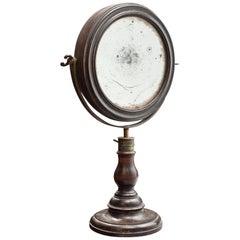 Concave Mirror, France, circa 1890