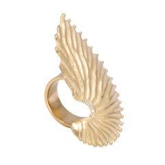Conch Shell Foot Ring