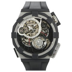 Concord C1 Tourbillon Chronograph Gravity Watch 03.6.40.1036