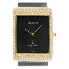 Concord Classic 375733, Case, Certified and Warranty