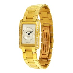 Concord Delirium 18 Karat Yellow Gold Diamond Watch