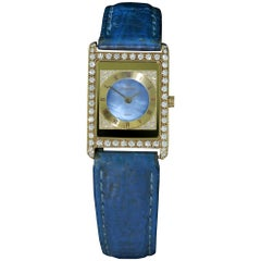Concord Ladies 18kt Gold and Diamond Quartz Wristwatch