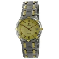 Concord Saratoga 18 Karat Gold and Steel Watch