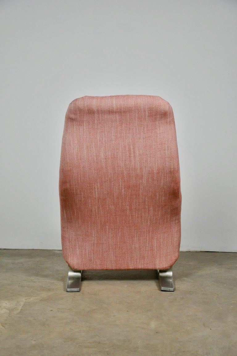Late 20th Century Concorde Lounge Chair by Pierre Paulin for Artifort, 1960s For Sale