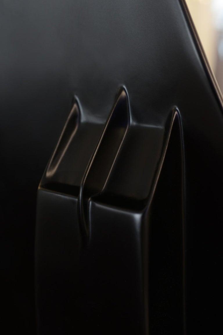 Concorde Model Black Sculpture For Sale 10